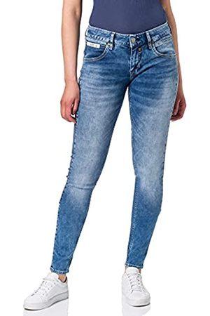Herrlicher Damen Touch Slim Reused Denim Jeans