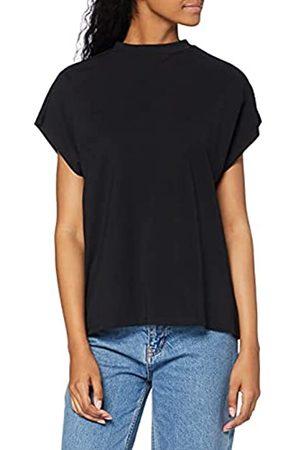 Noisy May Damen Shirts - Damen Nmhailey S/L Top Bg Noos T Shirt