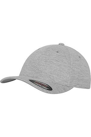Flexfit Herren Caps - Erwachsene Mütze Double Jersey, S/M