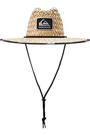 Quiksilver Herren Outsider Sun Protection Straw Lifeguard Hat Sonnenhut, /Camoufalge