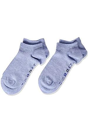 Esprit Jungen Hausschuhe - Unisex Kinder Foot Logo 2-Pack K SN Hausschuh-Socken