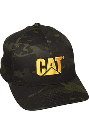 Caterpillar Herren Trademark Flexfit Cap Baseballkappe