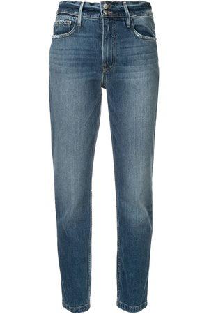Frame Jeans mit schmalem Bein