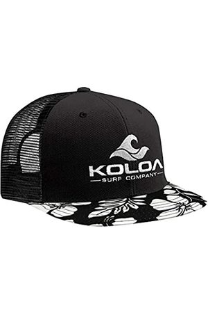 Joe's USA Koloa Surf Klassische Trucker-Mütze mit Netzrücken