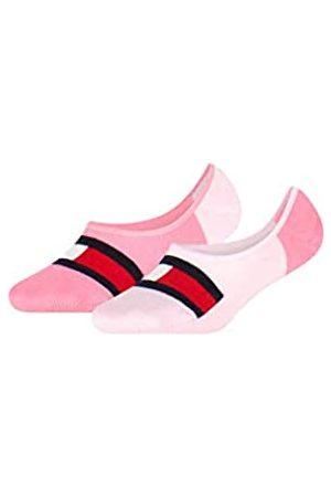 Tommy Hilfiger Girls Kids Footie (2 Pack) Socks