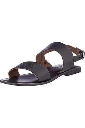 VERO MODA Damen Vmnilo Leather Sandale