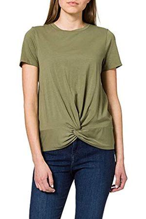 Object Damen Shirts - Damen OBJSTEPHANIE S/S TOP NOOS T-Shirt