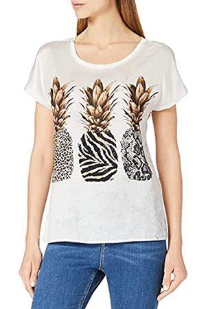 Key Largo Damen Pineapple Round T-Shirt
