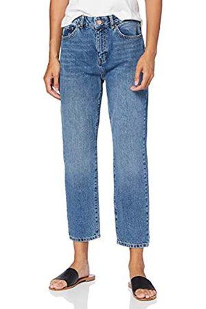 Noisy May Female Loose Fit Jeans NMISABEL High Waist 2832Medium Blue Denim