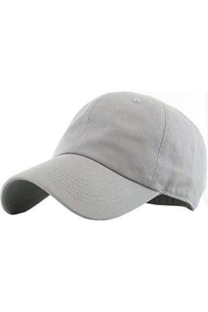 KBETHOS KB-LOW LGY Classic Baumwolle Papa Hut Einstellbare Plain Cap. Polo Style Low Profile (unstrukturiert) (Classic) Einstellbar