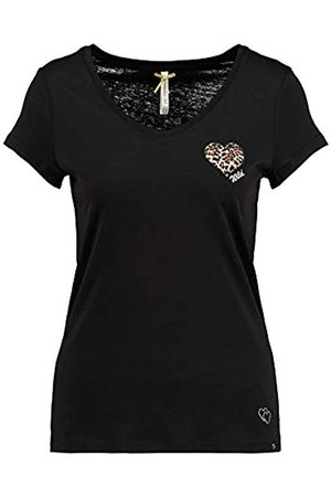 Key Largo Damen WILDHEART v-Neck T-Shirt