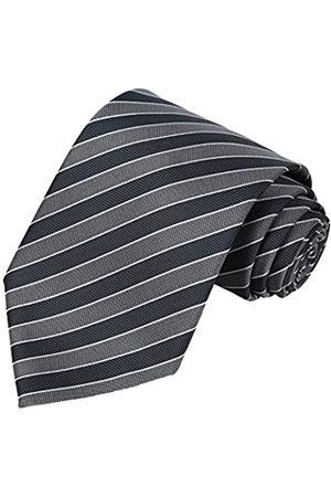 KissTies Herren Krawatte mit Paisleymuster, extra lang