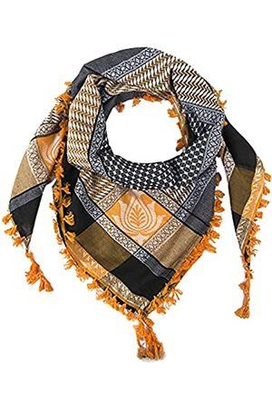 Merewill Shemagh Taktischer Schal für Herren, 124,5 x 124