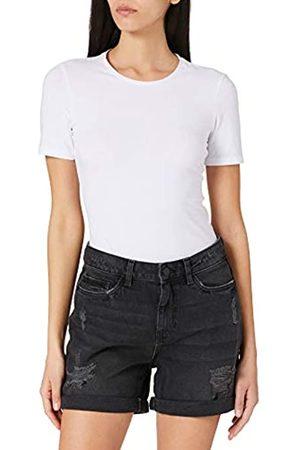 Noisy May Damen Shorts - NOS DE Damen NMSMILEY NW Dest VI061BL BG NOOS Shorts