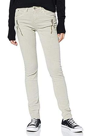 Cream Damen Shapewear - Damen Hosen Bibiana Twill-Shape, Elfenbein (Nature 61233)