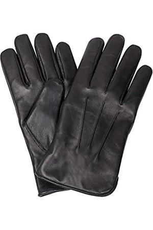 Hand Fellow Herren Handschuhe - Herren Lederhandschuhe Fleecefutter Warme Winterhandschuhe Touchscreen-kompatibel (Original