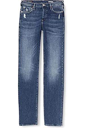 True Religion Damen Straight - Damen Highrise Turnup Straight Jeans