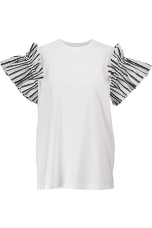 Victoria Victoria Beckham T-Shirt aus Baumwolle