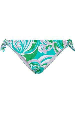 Emilio Pucci Damen Bikinis - Bedrucktes Bikini-Höschen