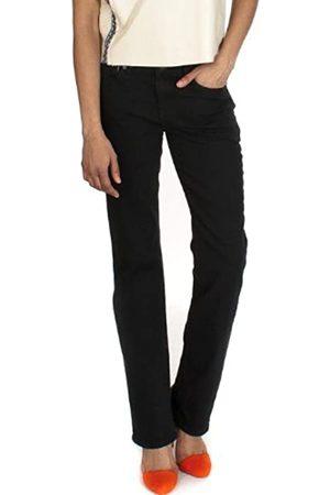 Cross Damen Bootcut - Jeanshose Damen Boot-Cut Jeanshose Hoher Bund N 487-008 / Rose, Gr. 28/32