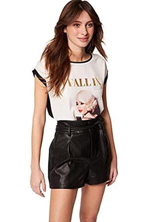 Morgan Damen Tshirt DBLONDI T-Shirt