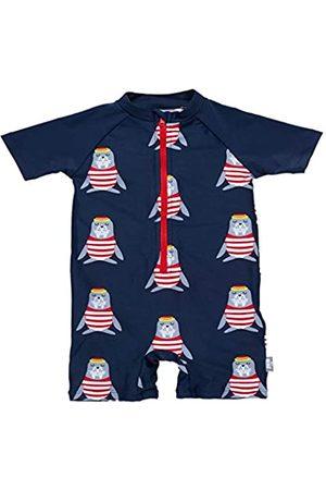 Sterntaler Jungen Schwimmanzug, UV-Schutz 50+, Alter: 3-4 Jahre, Größe: 98/104