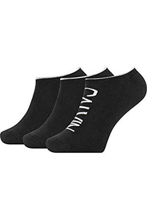 Calvin Klein Herren Socken & Strümpfe - Socks Mens Men's No Show Athleisure (3 Pack) Socks