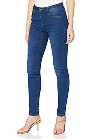 Noisy May Damen Skinny - Damen Skinny Skinny Jeans NMJEN NR S.S SHAPER JEANS VI021MB NOOS