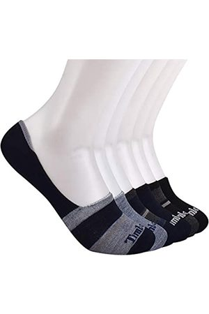Timberland Herren 5-Pack No Show Liner Besonders Kurze und anschmiegsame Socken