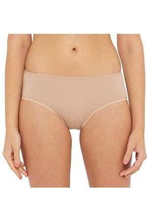 Sloggi FEEL SENSATIONAL Midi Damen Unterhose, 4er Pack (3 plus 1 Gratis)