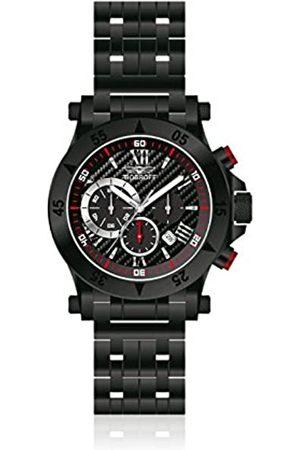 BOBROFF Herren Uhren - BF1001M41M Uhr Man