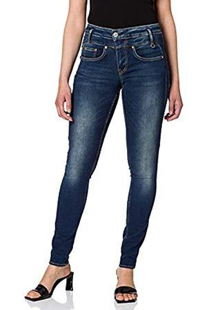 Herrlicher Damen Sharp Slim Denim Powerstretch Jeans