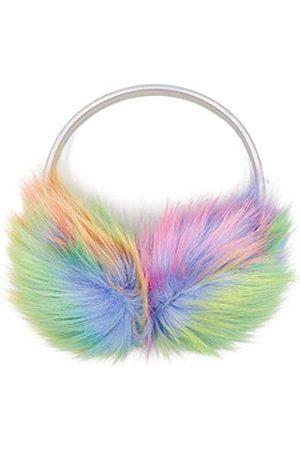 BUTITNOW Damen Winter Warm Flauschig Ohrenschützer Niedlich Kunstfell Ohrenschützer für Mädchen Mutter Tochter Outdoor Ohrwärmer - - Einheitsgröße
