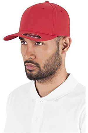 Flexfit Herren Caps - 5 Panel Baseball Cap - Unisex Mütze, Kappe für Herren und Damen, einfarbige Basecap, rundum geschlossen - Farbe