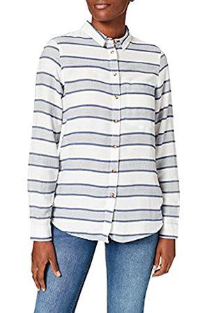 Springfield Damen 5.t.Camisa Rayas Horizont-c/80 Bluse