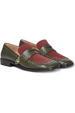 J.W.Anderson Loafers Stitch aus Leder