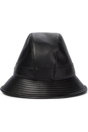 Loro Piana Hut aus Leder