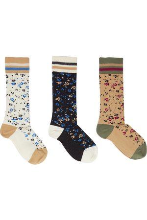 PAADE Set aus drei Paar Socken