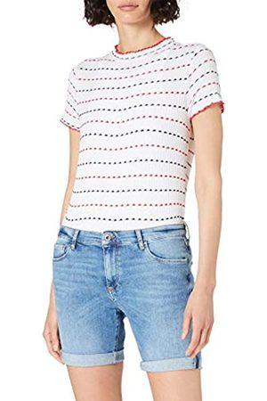 Cross Jeans Damen Genna Jeans-Shorts