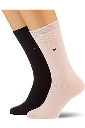 Tommy Hilfiger Herren Classic Socken, Pink/