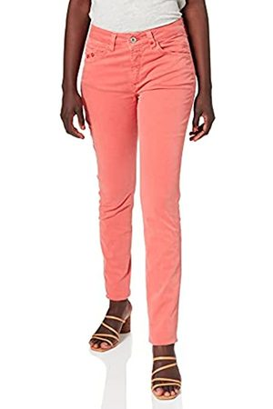 Pierre Cardin Damen Slim & Skinny Hosen - Damen Favourite Skinny 5 Pocket Flower Hose