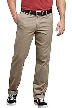Dickies Herren Flex Active Waist Washed Chino Pant - Slim Taper Fit Unterhose