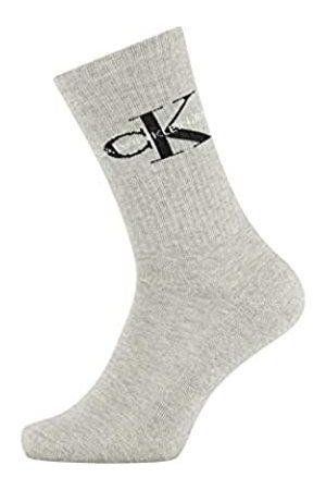 Calvin Klein Socks Mens Crew 1p ck Jeans Rib Desmond Socks