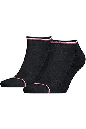Tommy Hilfiger Herren Iconic Men's Sneaker (2 pack) Socken
