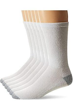 Hanes Herren Socken & Strümpfe - Herren FreshIQ X-Temp Comfort Cool Crew Socken