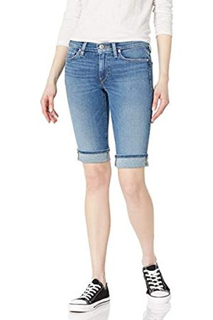 Hudson Jeans Women's Amelia Midrise Knee Short