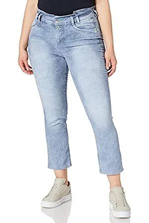 Street one Damen High Waisted - Damen Tilly Jeans