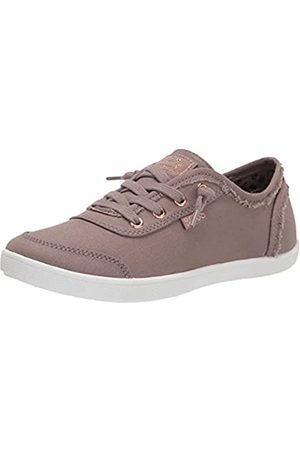 Skechers Damen B Cute-Frayed Canvas Slip on Sneaker