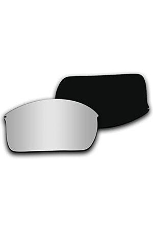 AHABAC Ersatzgläser für Oakley Wiretap OO4071 Rahmenvarianten – polarisiert & entspiegelt & wasserabweisend
