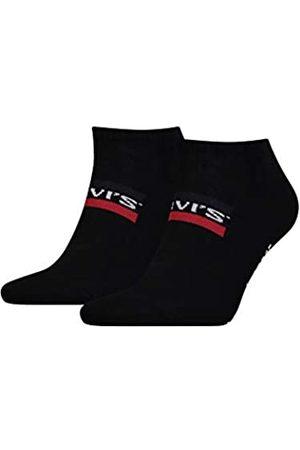 Levi's Herren LEVIS 168NDL LOW CUT SPRTWR LOGO 2P Socken